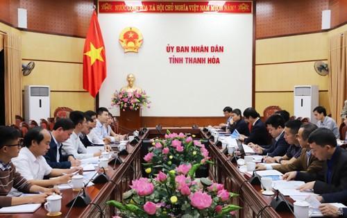 Đại gia Hồng Kông muốn đầu tư 80 triệu USD xây dựng nhà máy điện gió tại Thanh Hóa