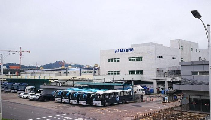 Đóng cửa nhà máy ở Trung Quốc, Samsung để lại