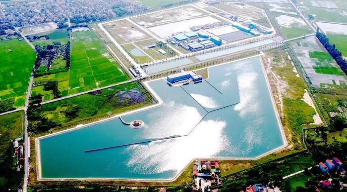 Giữa tâm bão dư luận, Aqua One được Hà Nội giao triển khai dự án nước sạch Xuân Mai