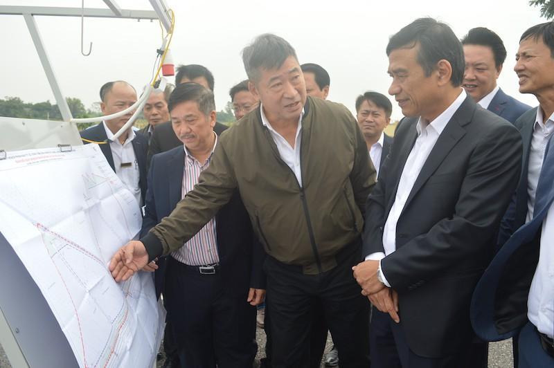 Thái Bình xem xét mở rộng dự án Cụm Công nghiệp Đô Lương