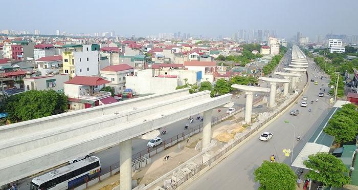 Đến cuối năm 2022 người dân Hà Nội mới được đi tàu điện ngầm