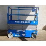 Xe Nâng Người Cắt Kéo Genie GS 2632 -10m Làm Việc