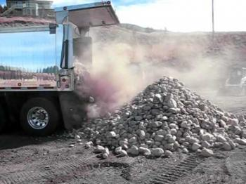 MOVING FLOOR FOR COAL AND MATERIALS