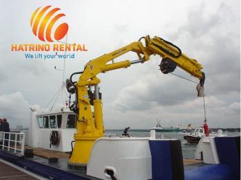 Marine Crane for Shipbuilding
