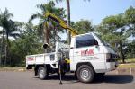 Cẩu Gập Mini Hyva HA15 - 1,2 Ton gắn xe tải