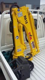 Cẩu Gập Mini Hyva HA33 - 1,5 Ton